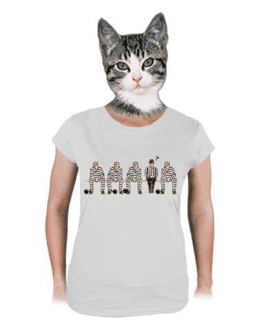 Nevinen dámské tričko