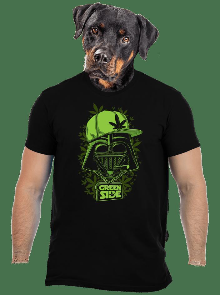 Green Side pánské tričko