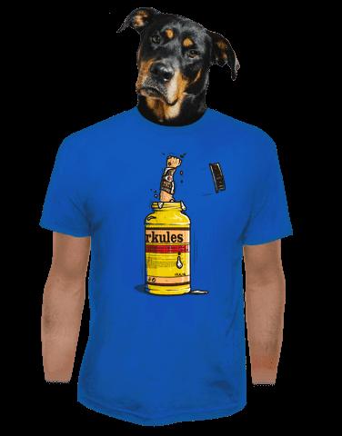 Herkules pánské tričko