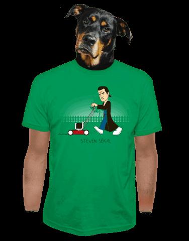 Steven Sekal pánské tričko
