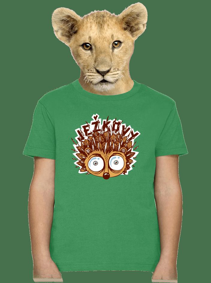 Ježkovy voči dětské tričko