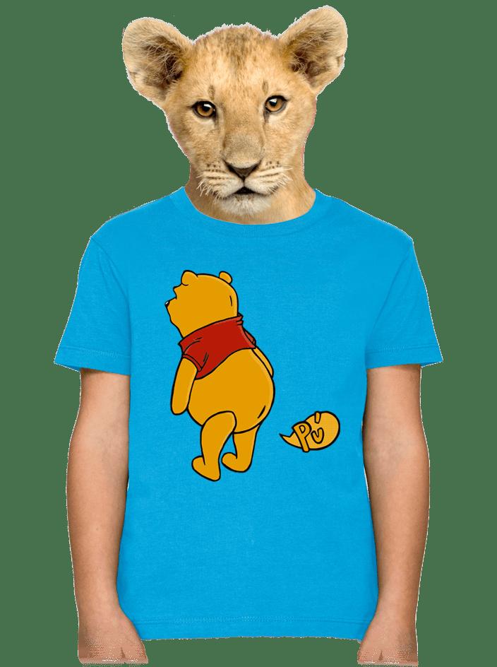 Ups dětské tričko