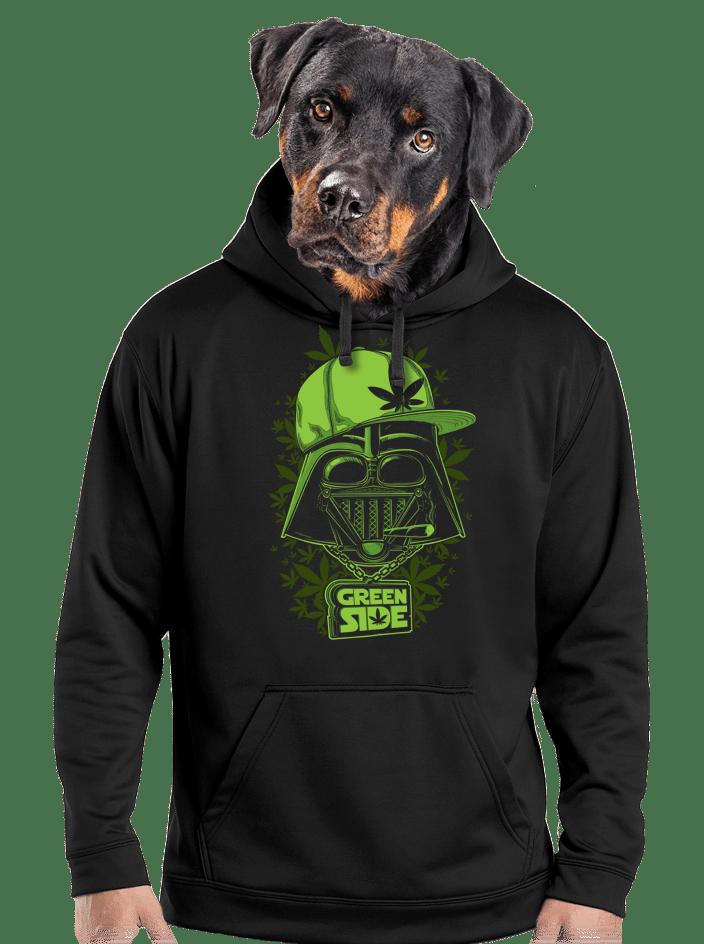 Green Side pánská mikina