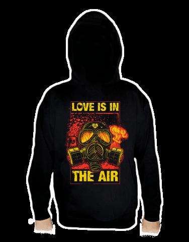 Love is in the Air pánská mikina