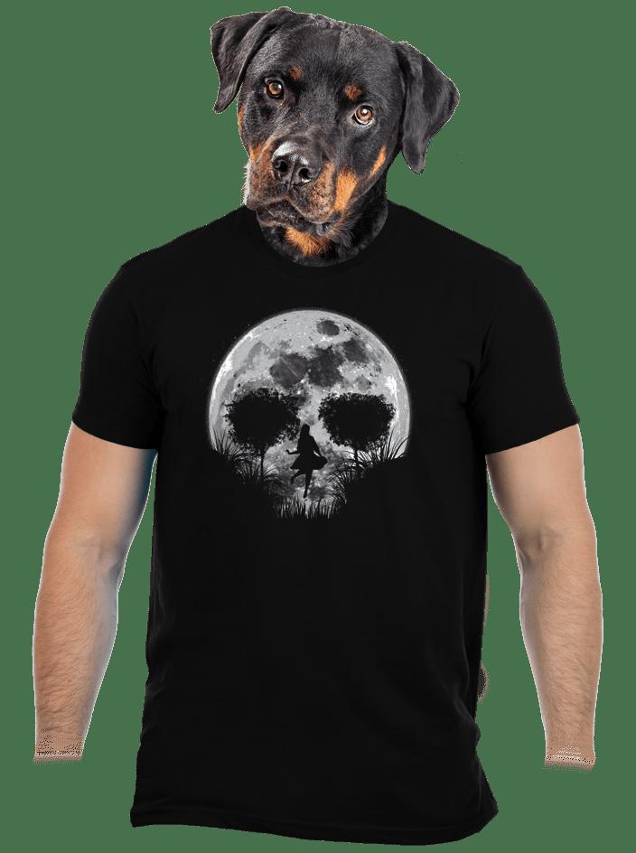 Smrtící úplněk pánské tričko