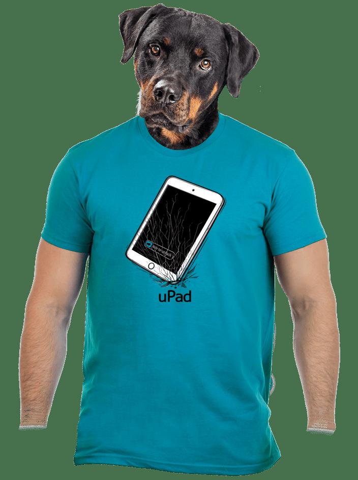 uPad pánské tričko