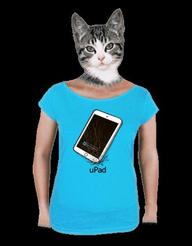 uPad dámské tričko