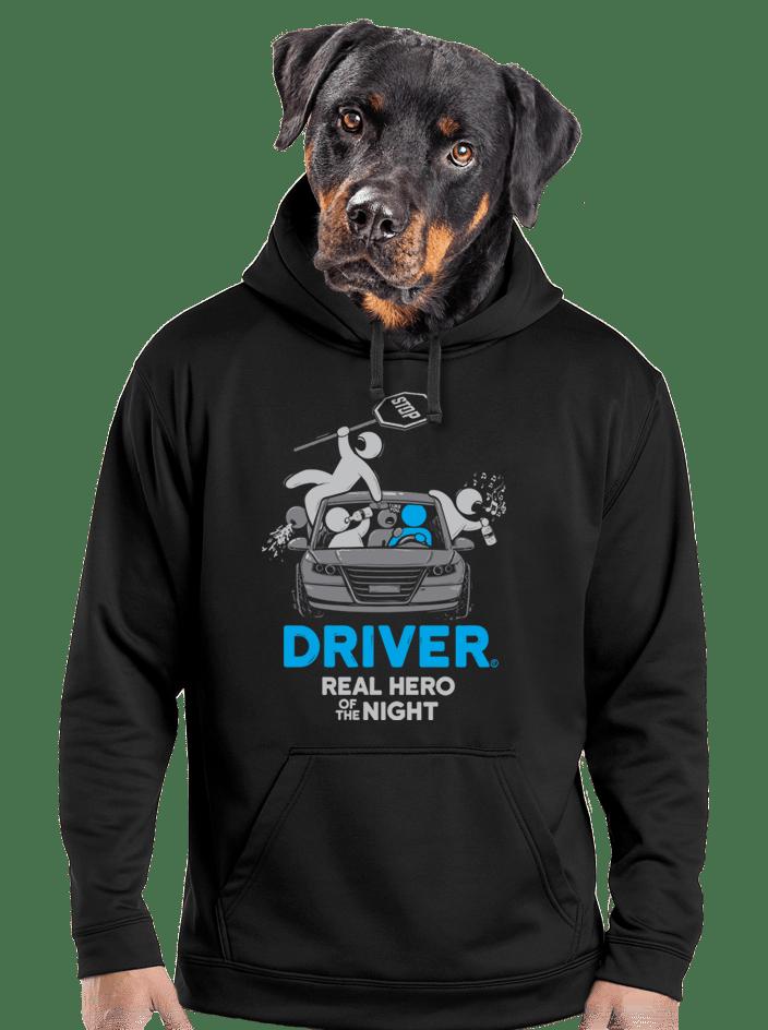 Driver pánská mikina