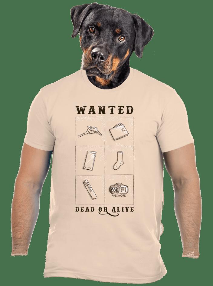 Pátrám po pánské tričko