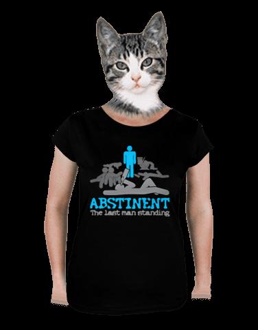 Abstinent dámské tričko