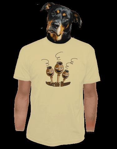Makovice pánské tričko