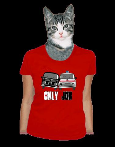 Konkurence dámské tričko