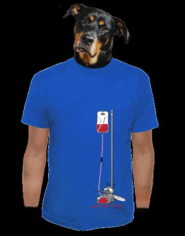 Komár pánské tričko