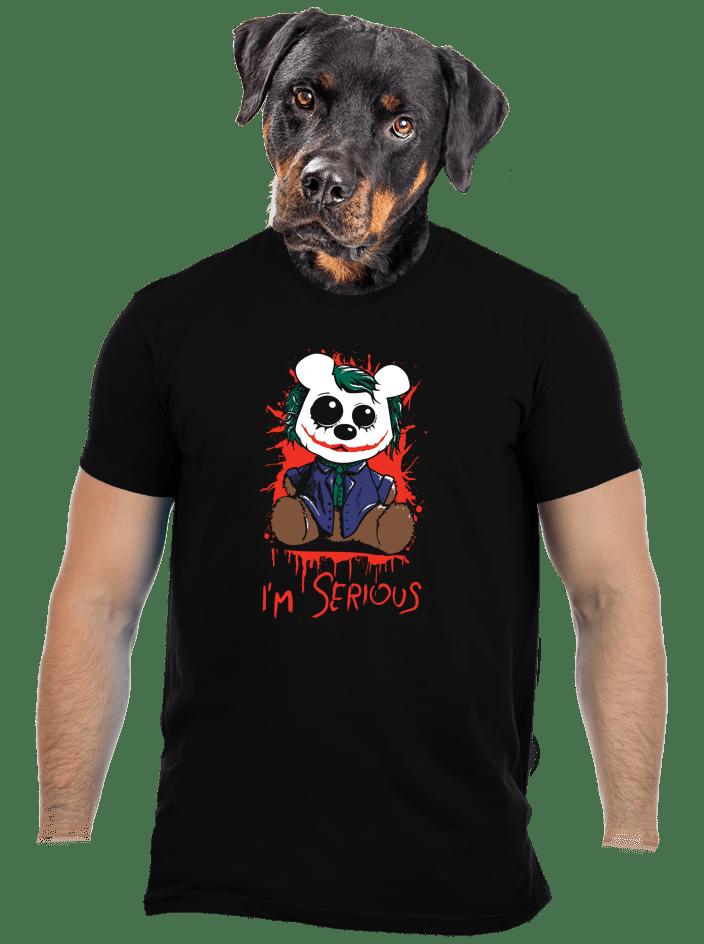 Serious pánské tričko