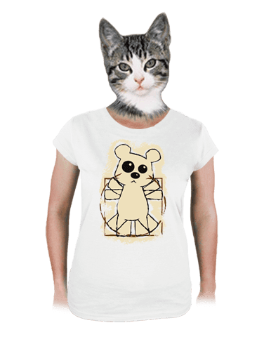 Da Vinci Teddy dámské tričko