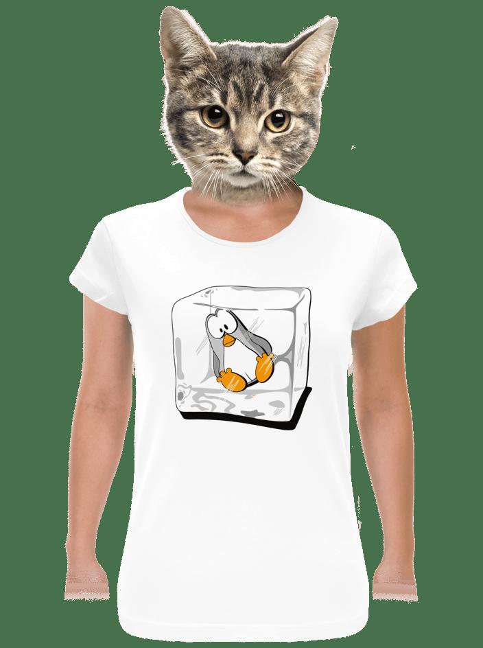Tučňák dámské tričko