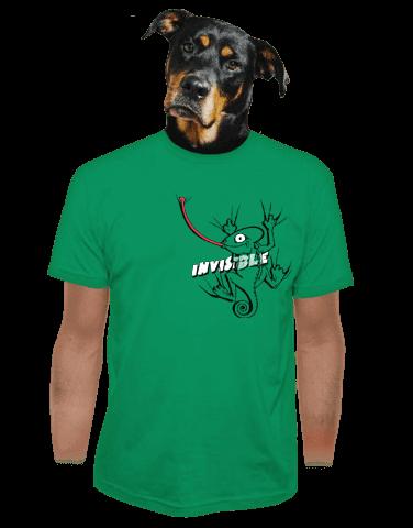 Chameleon pánské tričko