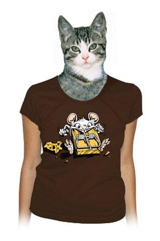 velký náhled - Gurmán dámské tričko