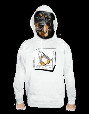 Tučňák pánská mikina