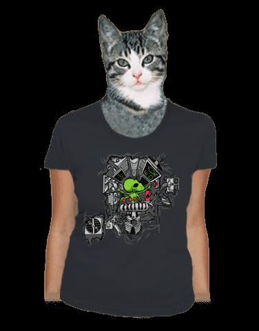 Programátor dámské tričko