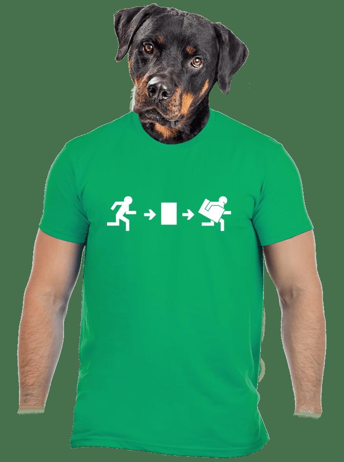 Únik po česku pánské tričko