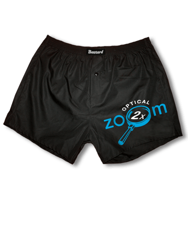 Optický zoom - trenky