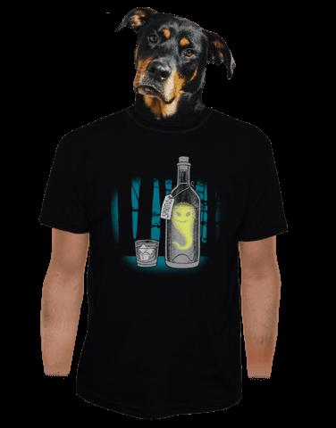 Spiritus pánské tričko