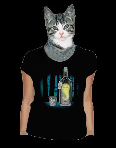 Spiritus dámské tričko