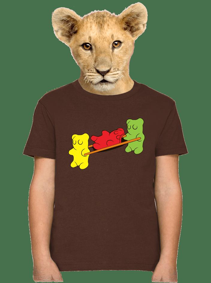 Gumídci dětské tričko