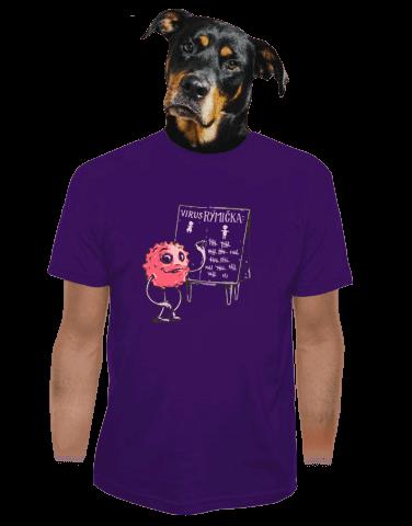 Rýmička pánské tričko