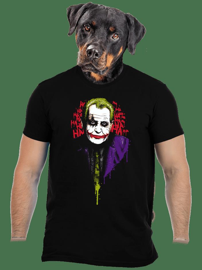 Zeman Joker pánské tričko