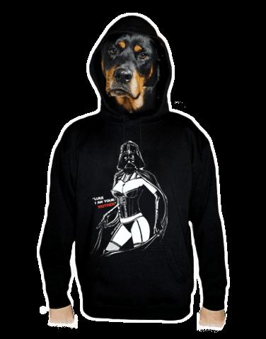 Mrs. Vader pánská mikina
