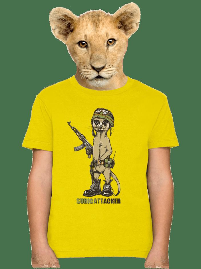 Surikata dětské tričko