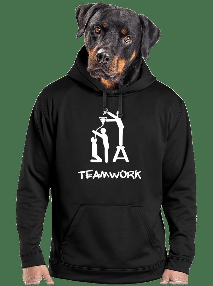 TeamWork pánská mikina
