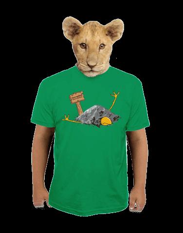 Sova spálená dětské tričko