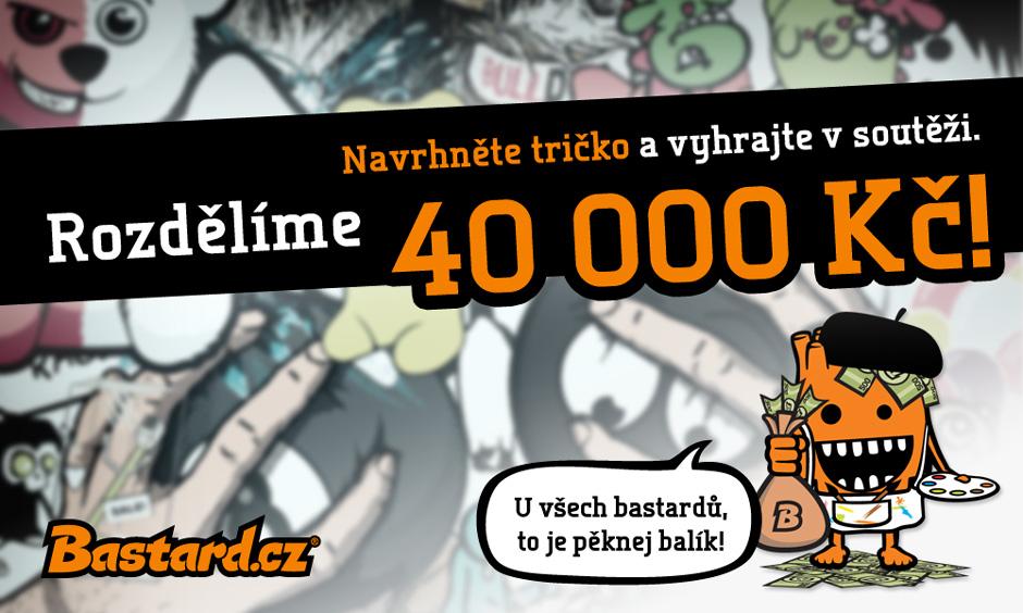 Soutěž pro grafiky o 40 000 Kč
