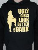 náhled - Ugly girls pánská mikina