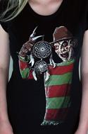 náhled - Freddyho pomsta dámské tričko