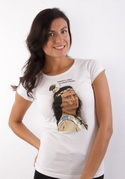 náhled - Vinnetou dámské tričko