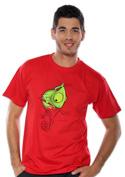 náhled - Zmizík červené pánské tričko