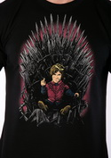 náhled - Tyrion na trůnu pánské tričko - nový střih