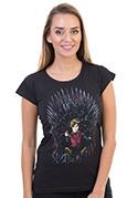 náhled - Tyrion na trůnu dámské tričko