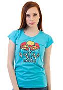 náhled - Červotoč dámské tričko