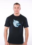 náhled - Nežeru lidi pánské tričko - nový střih