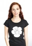 náhled - Mami nezhasínej dámské tričko