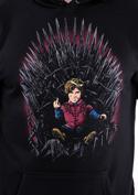 náhled - Tyrion na trůnu pánská mikina