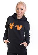 náhled - Veverky dámská mikina