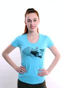 náhled - Mayday dámské tričko