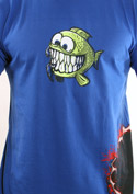 náhled - Hladová rybka pánské tričko