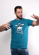 náhled - Lama pánské tričko
